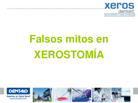 Falsos mitos de la xerostomía