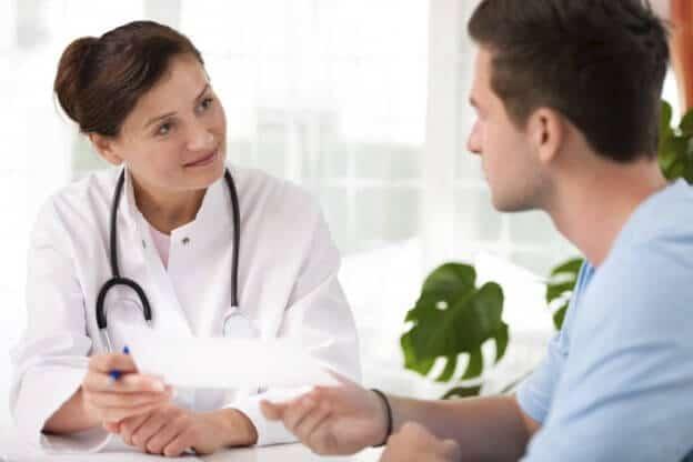Qué necesita el paciente con boca seca de los profesionales que le atienden